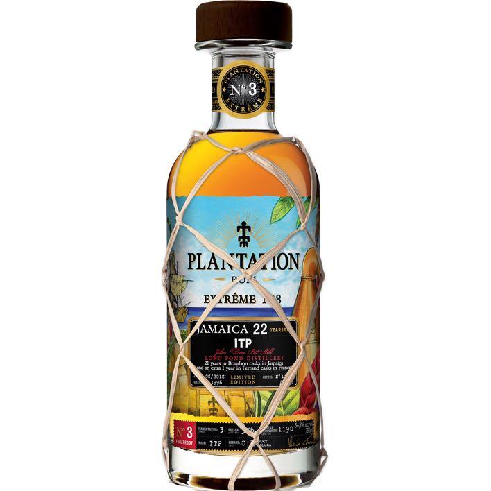 Bottle image of Plantation Extreme No. 3 ITP