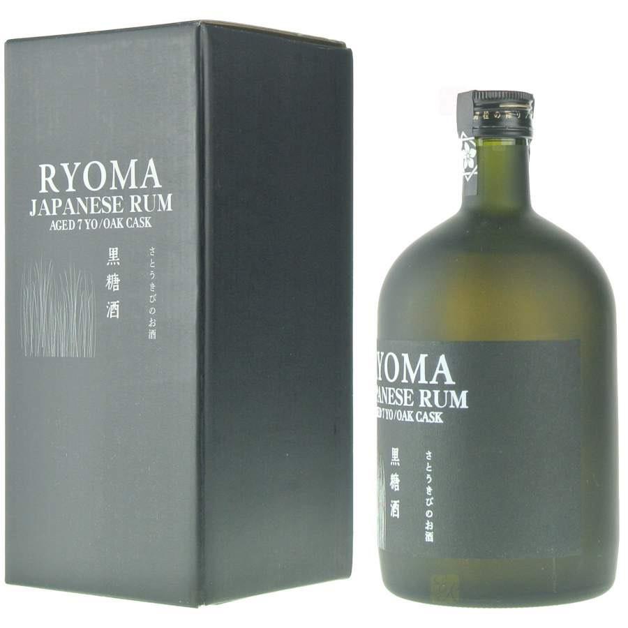 Bottle image of Ryoma Rhum Japonais