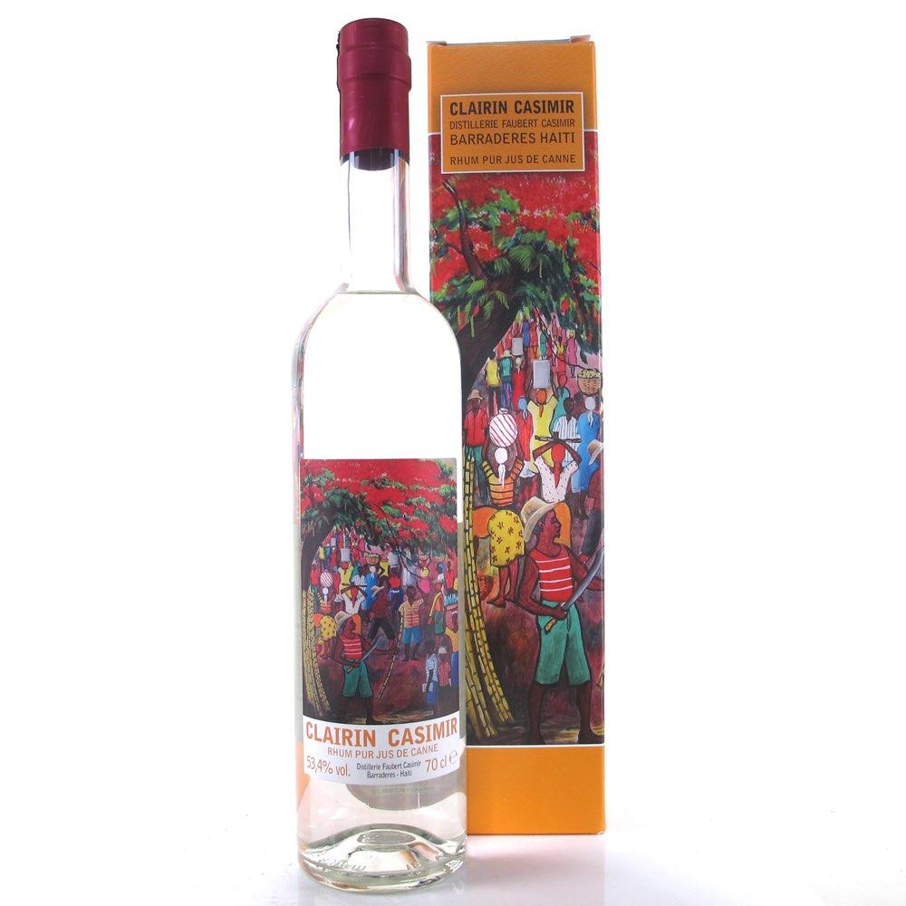 "Bottle image of Clairin ""Batch 2"""