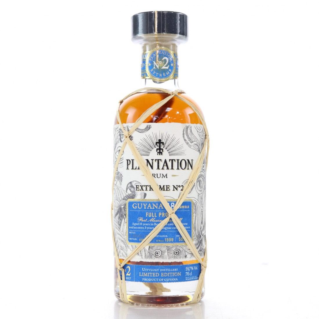 Bottle image of Plantation Extreme No. 2