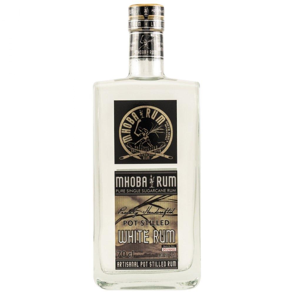 Bottle image of Pot Stilled White Rum