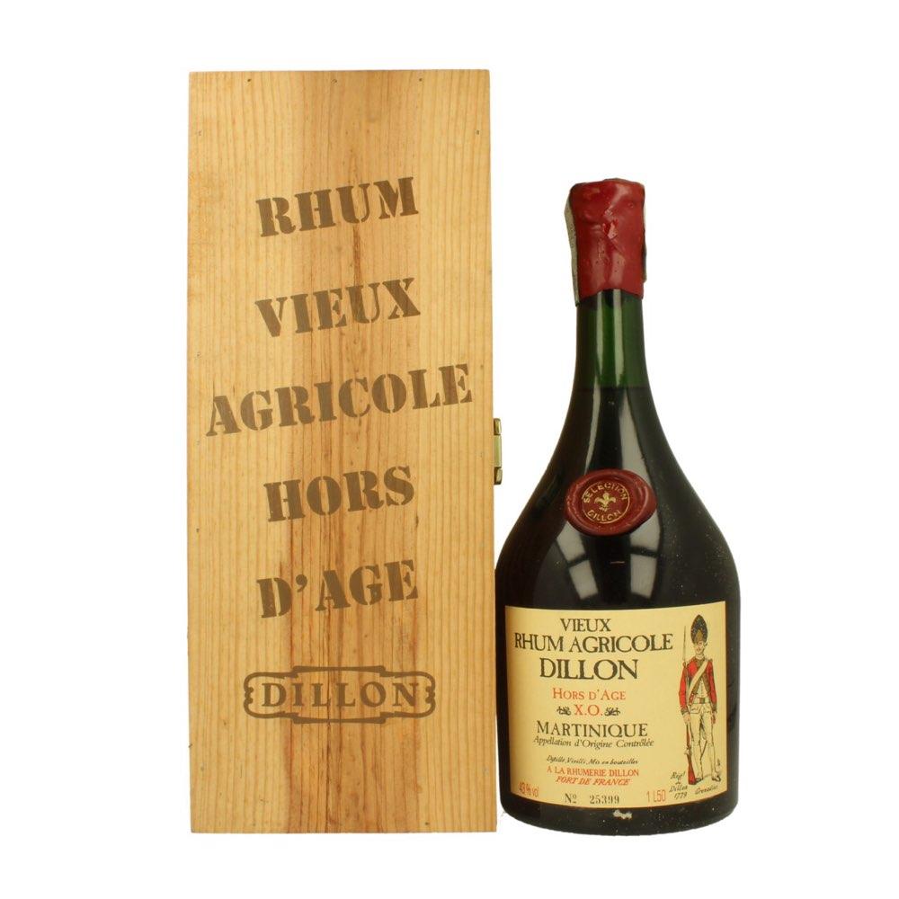 Bottle image of XO Hor's d'Âge Grenadier Vintage