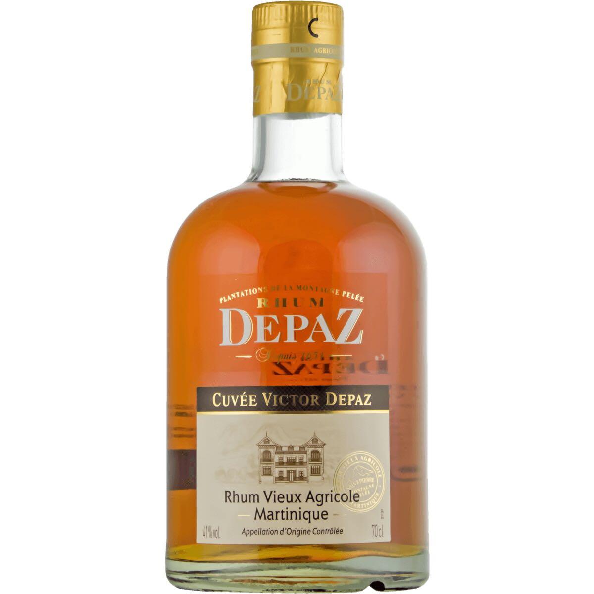 Bottle image of Cuvée Victor