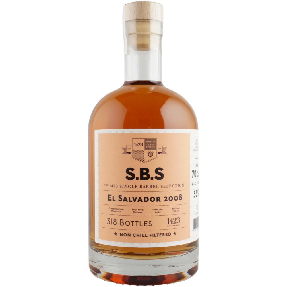 Bottle image of S.B.S El Salvador