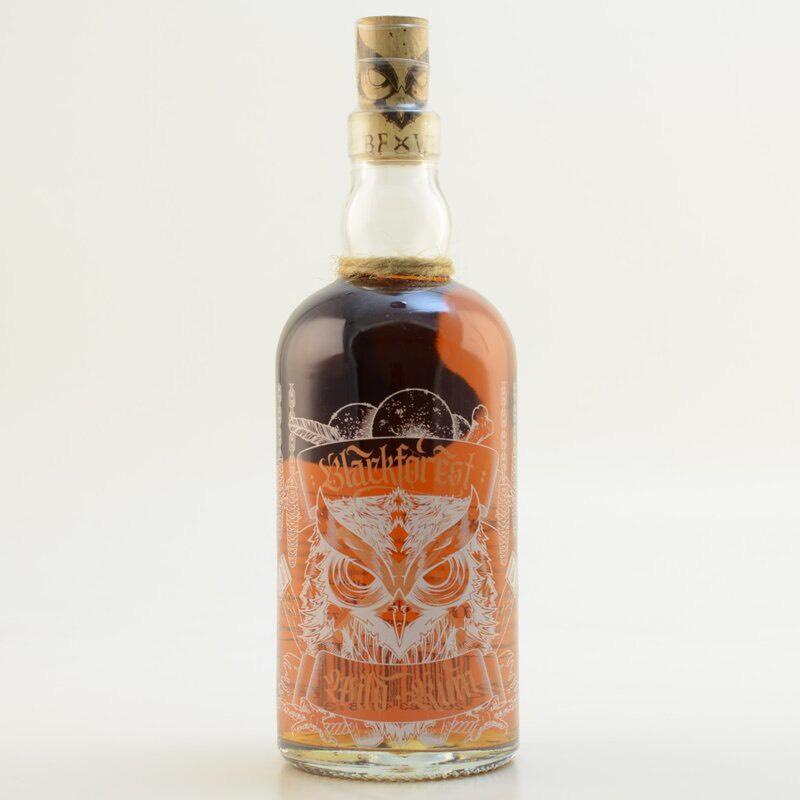 Bottle image of Blackforest Wild Rum