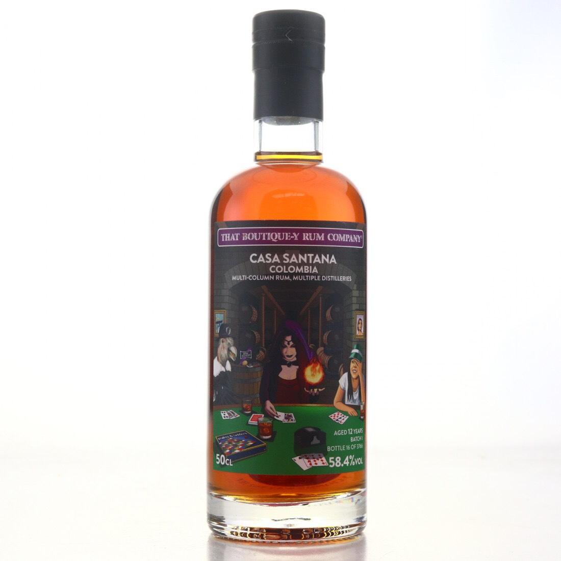 Bottle image of Casa Santana