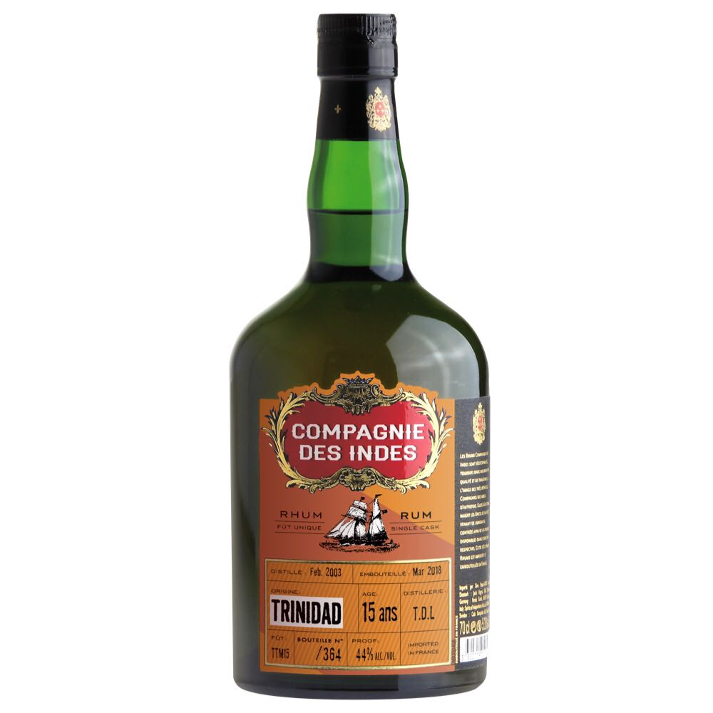 Bottle image of Trinidad