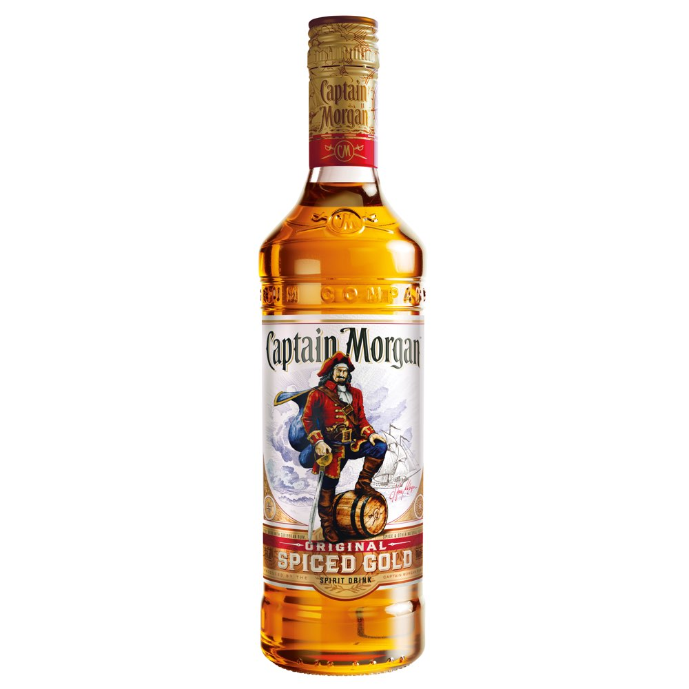 Bottle image of Captain Morgan Original Spiced Gold