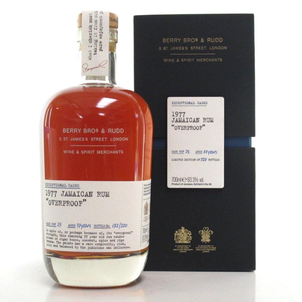 Bottle image of Jamaica Rum Overproof