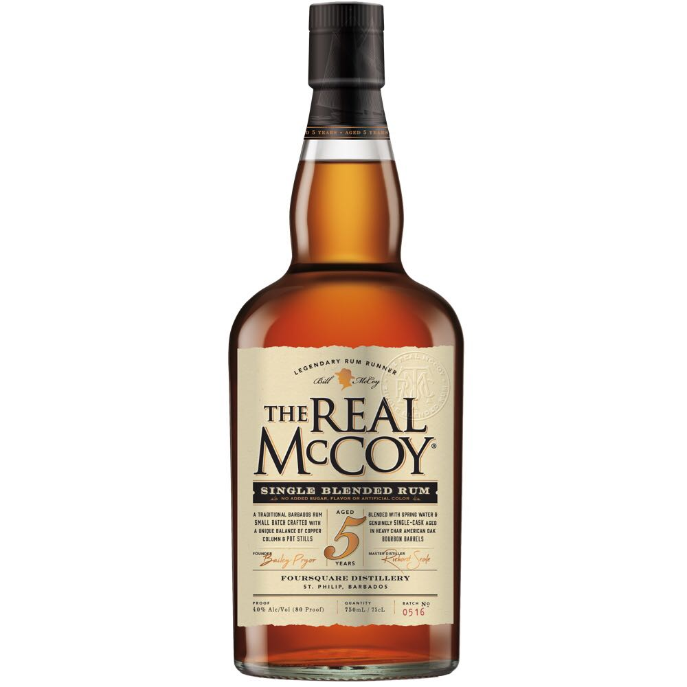 Bottle image of The Real McCoy 5 Years