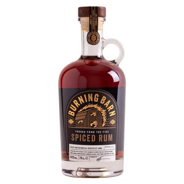 Bottle image of Burning Barn Spiced Rum
