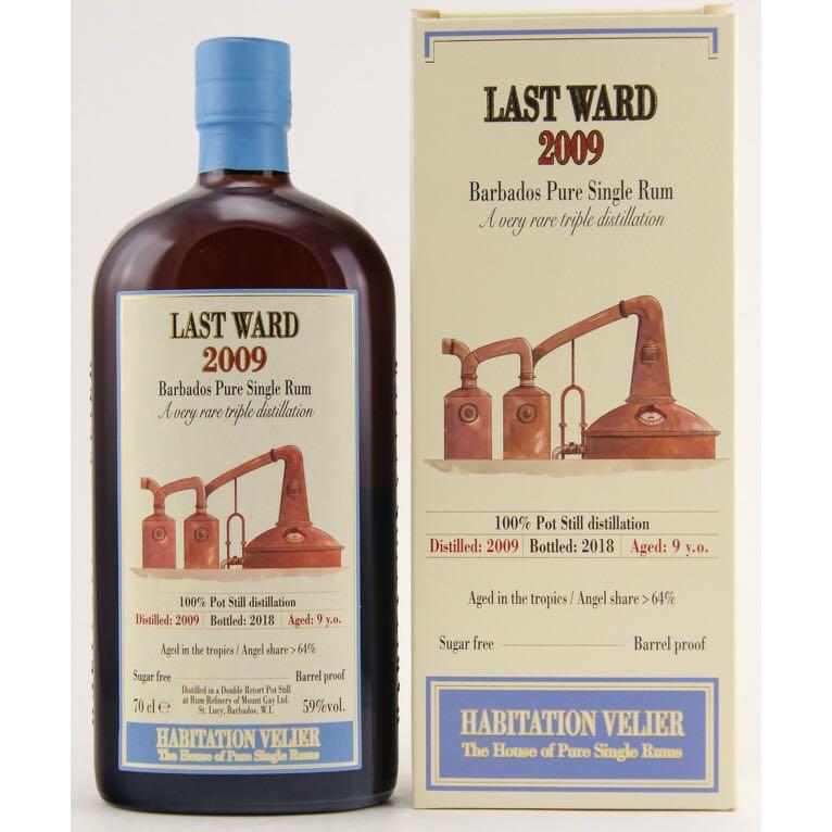 Bottle image of Last Ward
