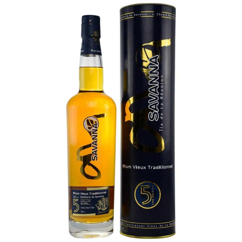 Bottle image of Rhum Vieux Traditionnel