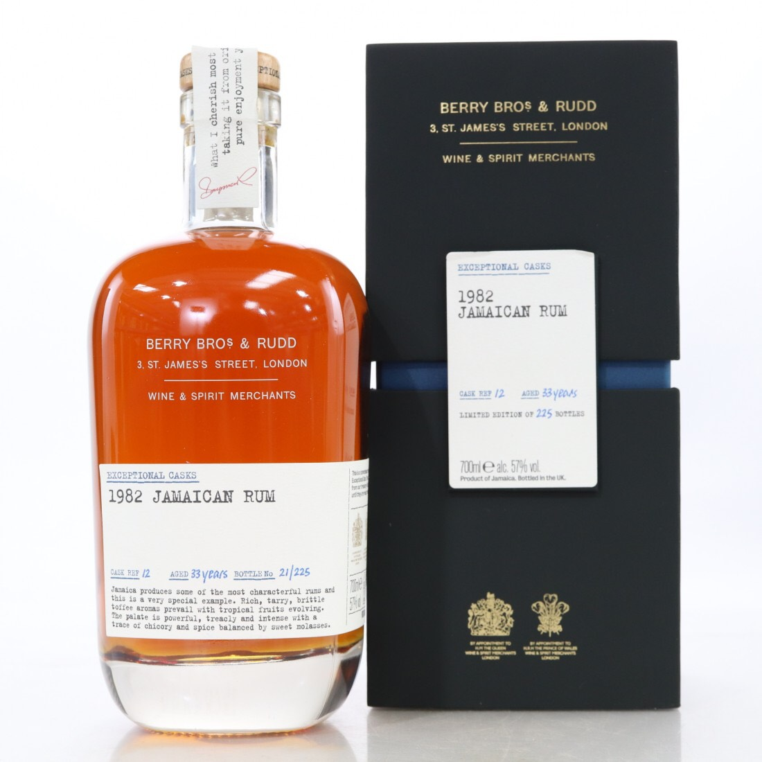 Bottle image of Jamaican Rum