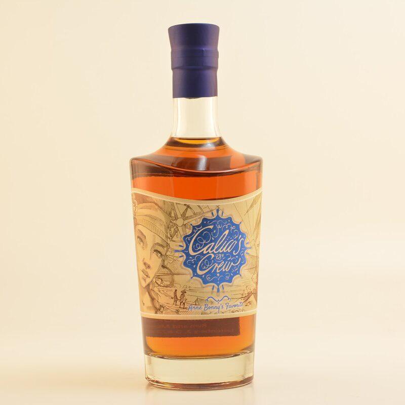 Bottle image of Anne Bonny's Favourite