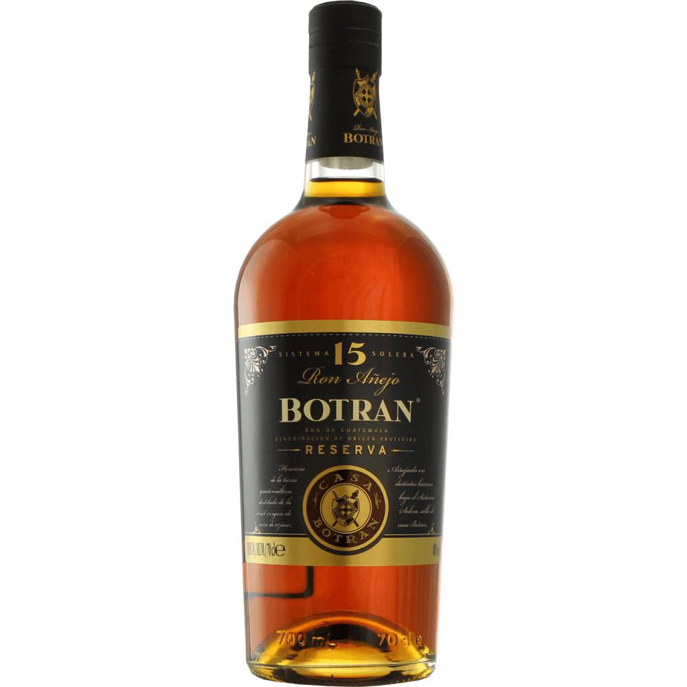 Bottle image of Botran Ron Añejo Reserva 15 Years