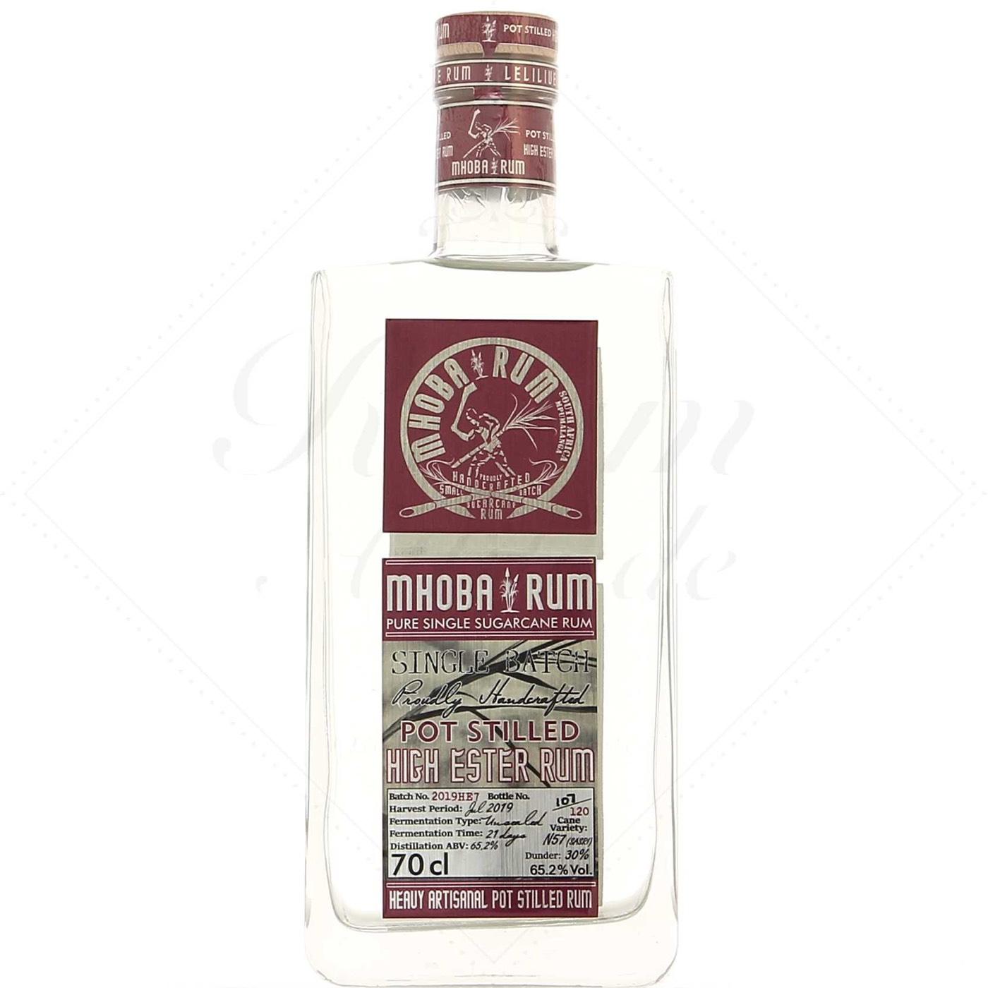 Bottle image of Pot Stilled High Ester Rum