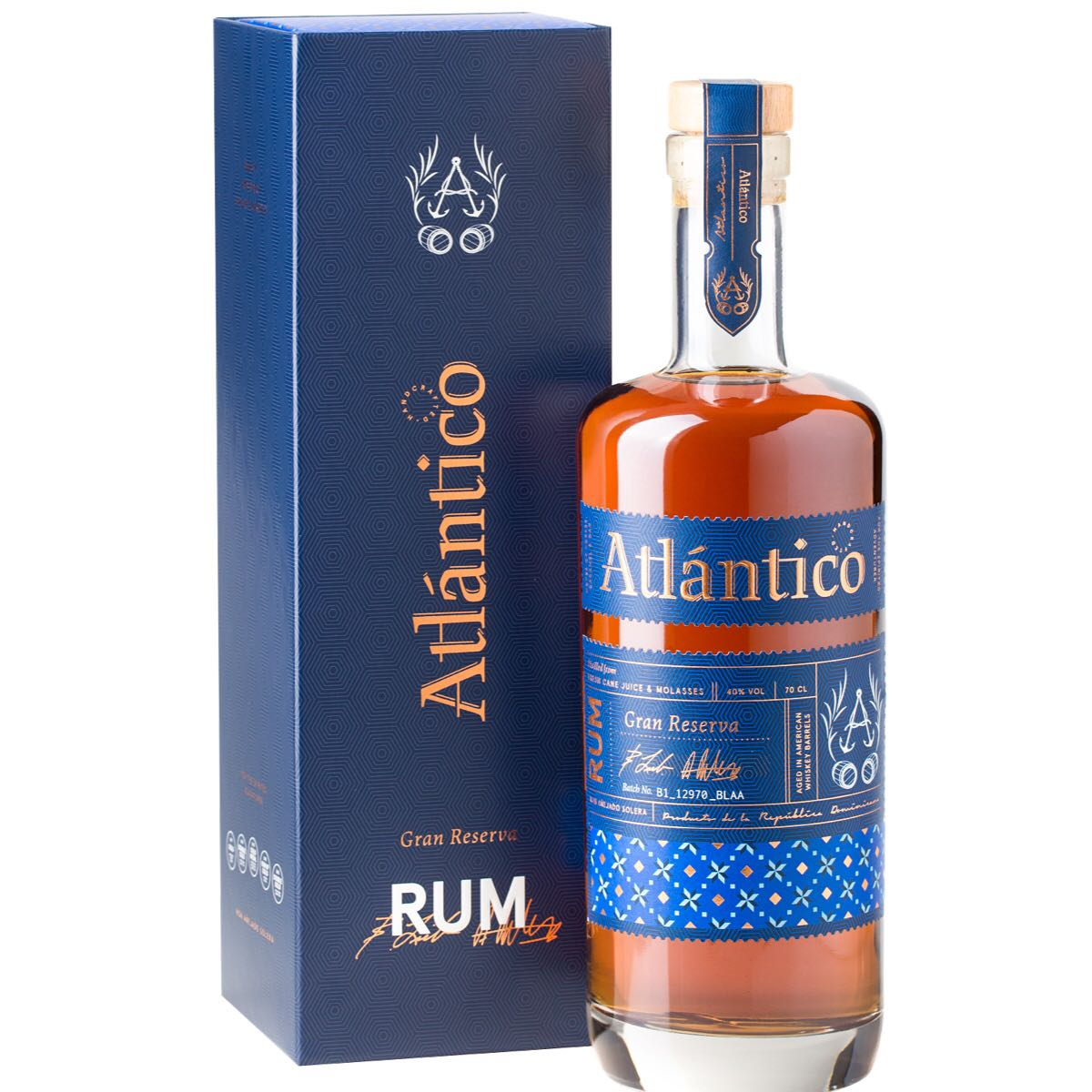 Bottle image of Atlantico Gran Reserva
