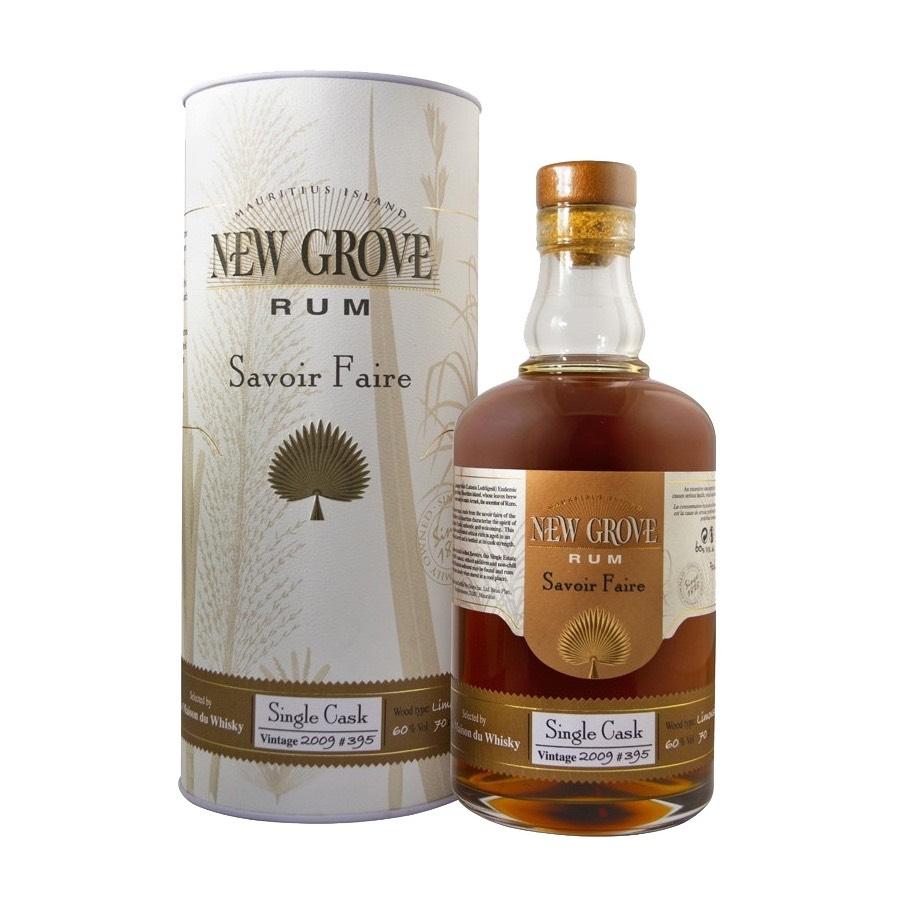 Bottle image of New Grove Savoir Faire Single Cask