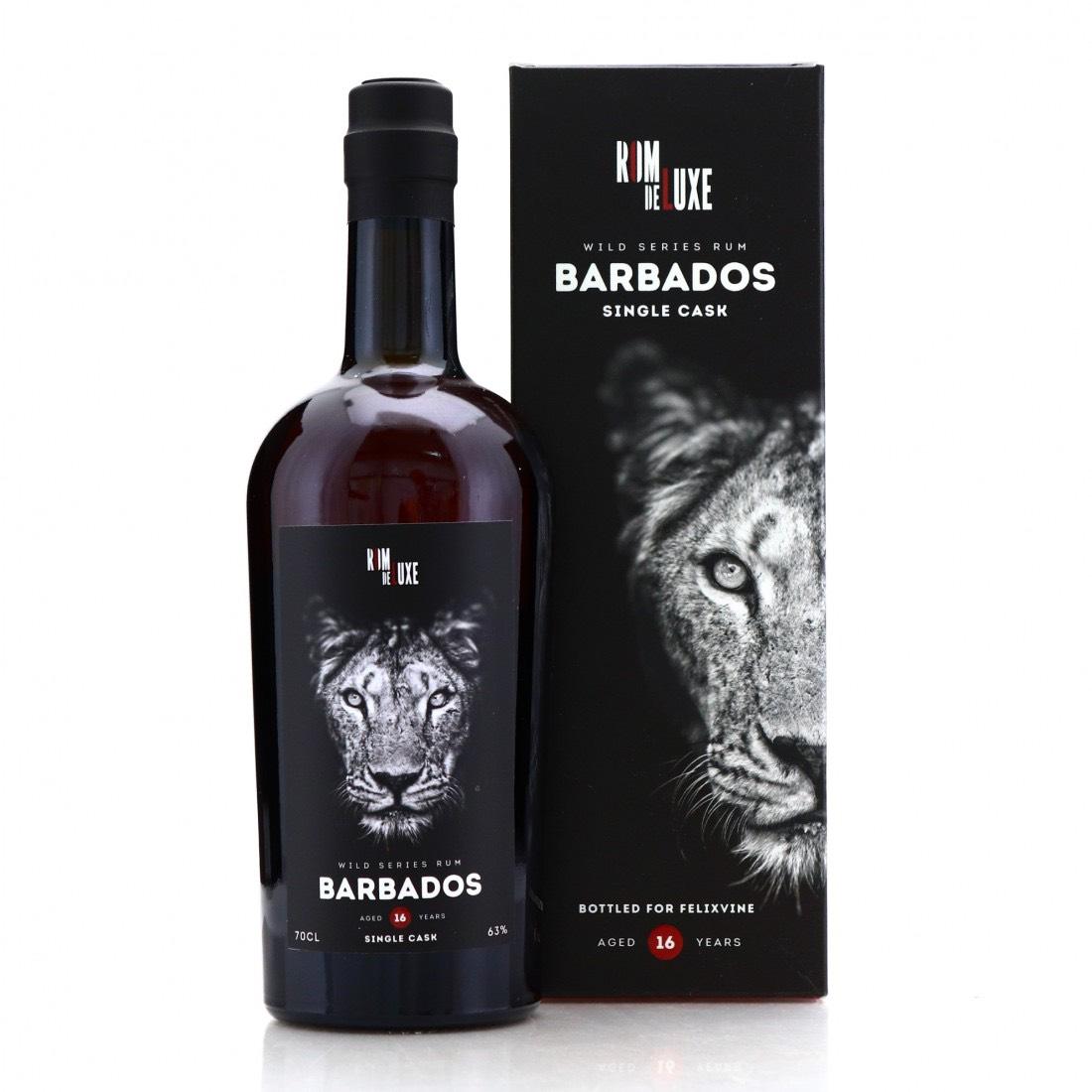 Bottle image of Wild Series Rum Barbados
