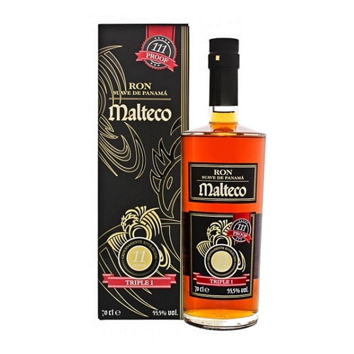 Bottle image of Malteco Triple 1