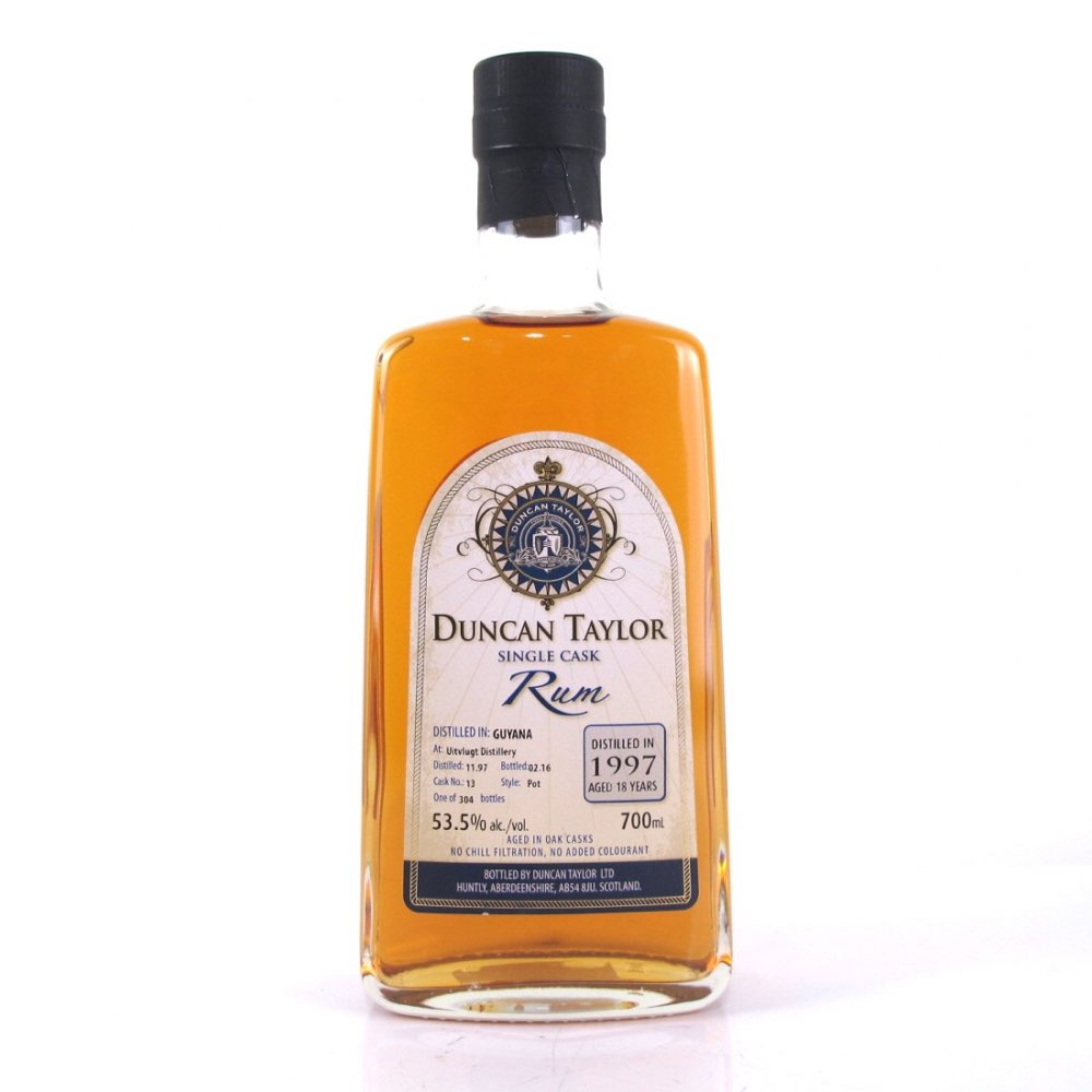 Bottle image of Single Cask Rum