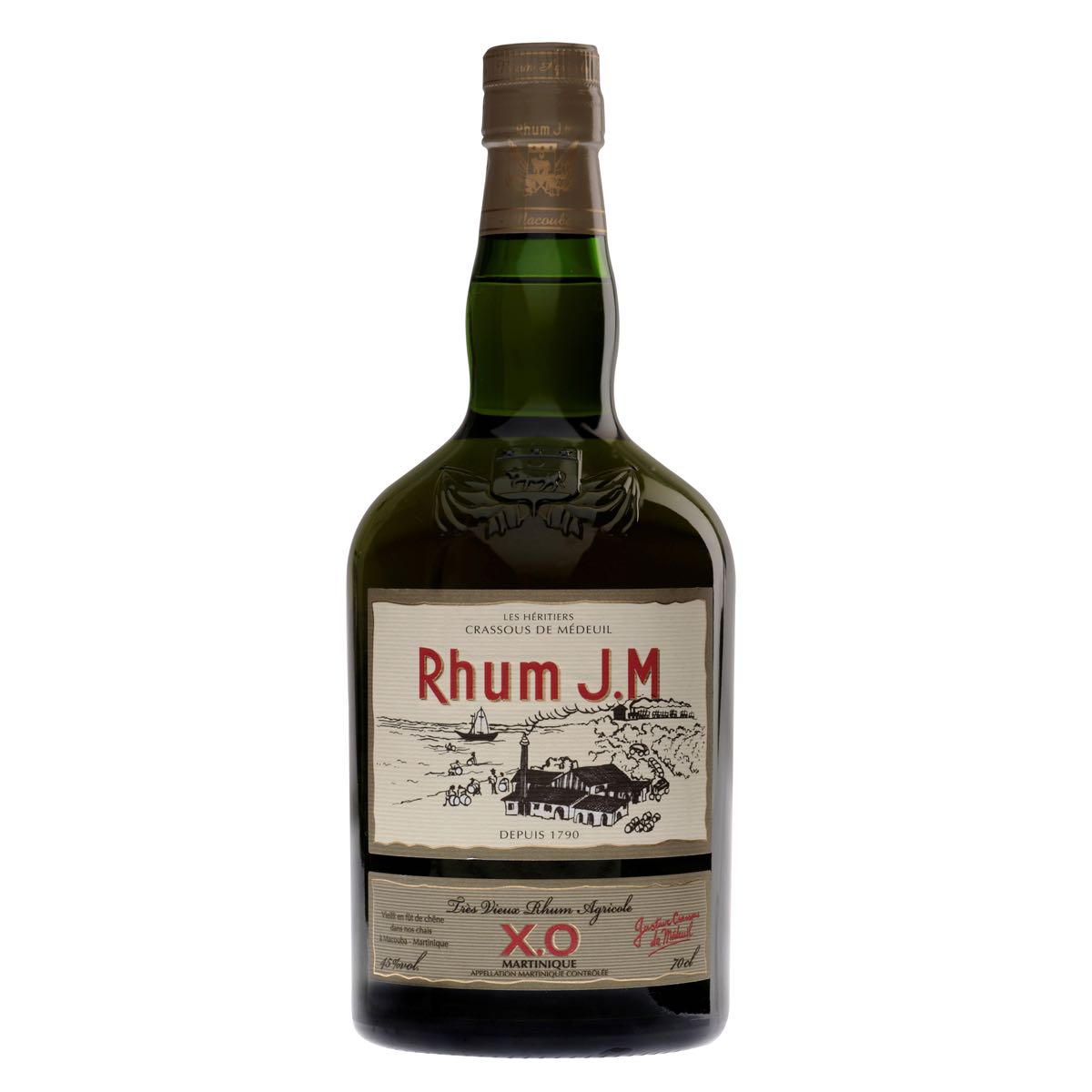 Bottle image of XO