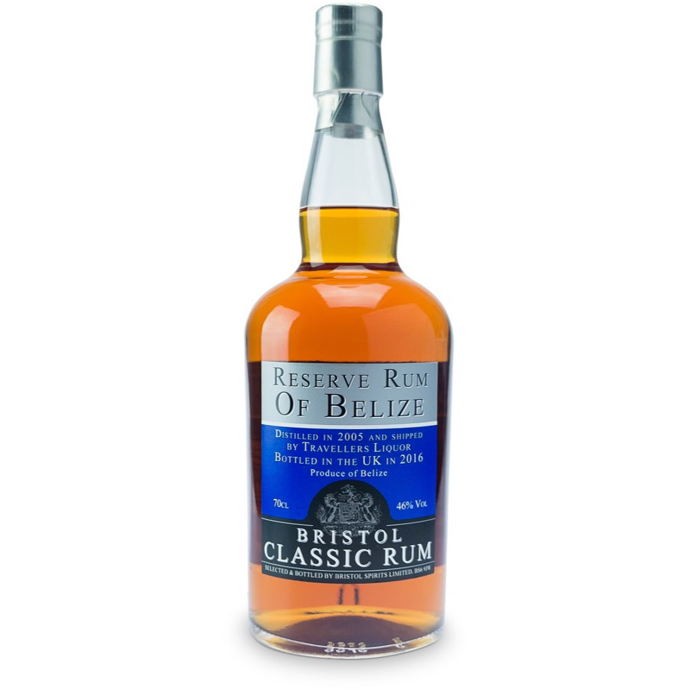Bottle image of Rum of Belize