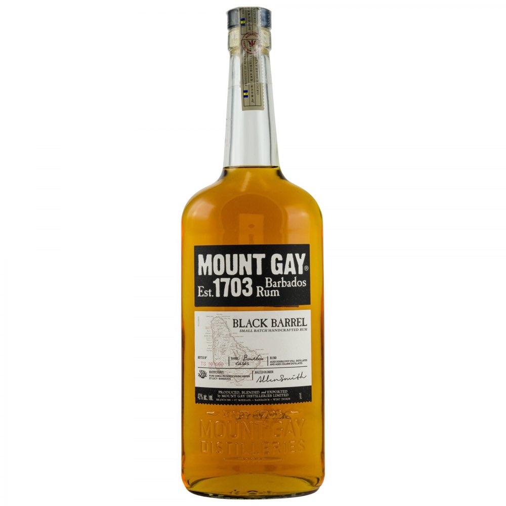 Bottle image of Black Barrel