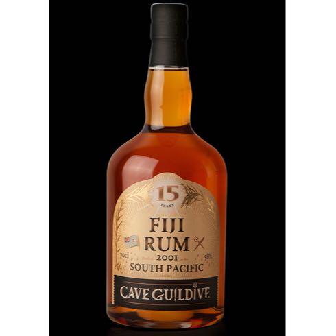 Bottle image of Fiji Rum