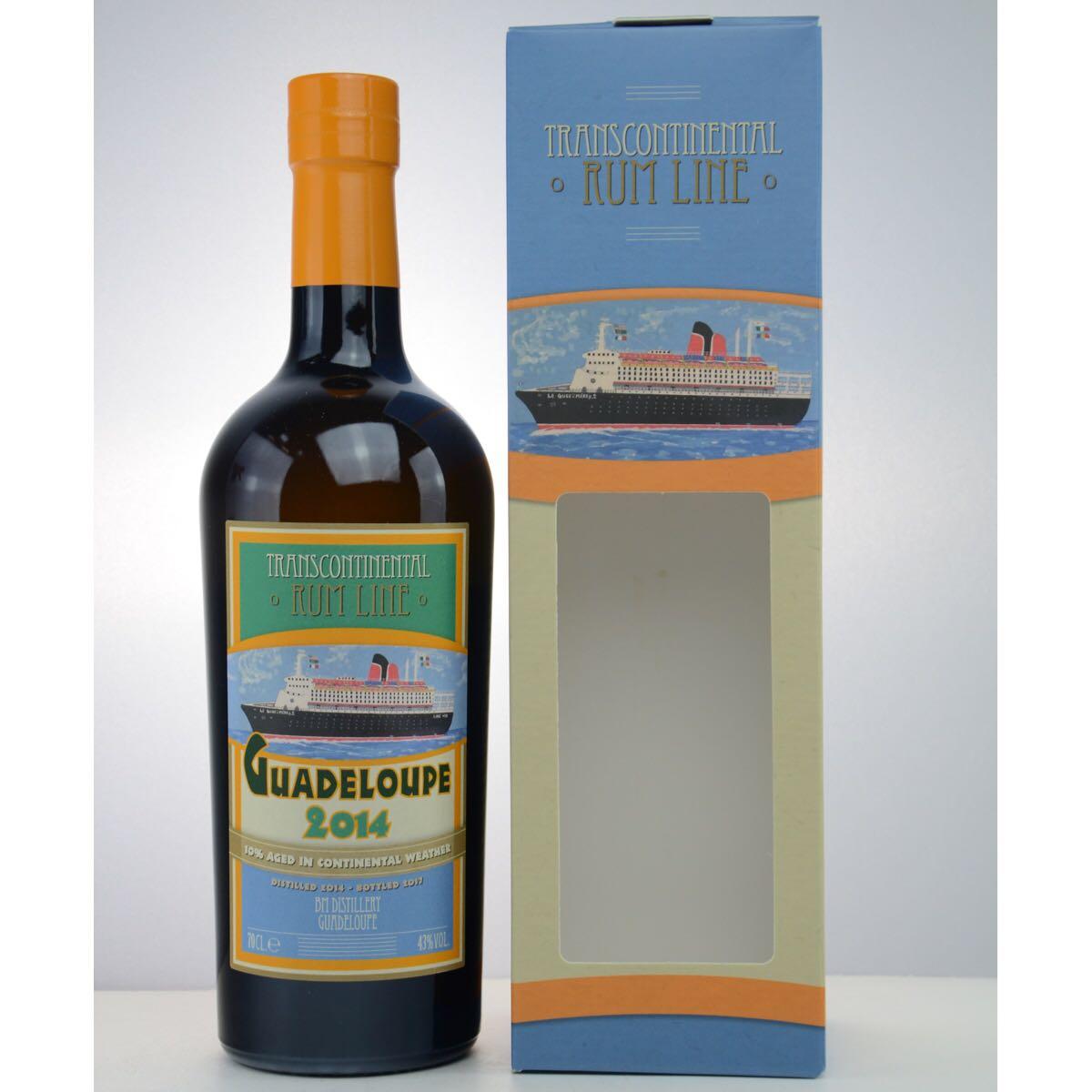 Bottle image of Guadeloupe