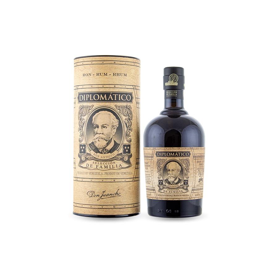Bottle image of Diplomatico Seleccion de Familia