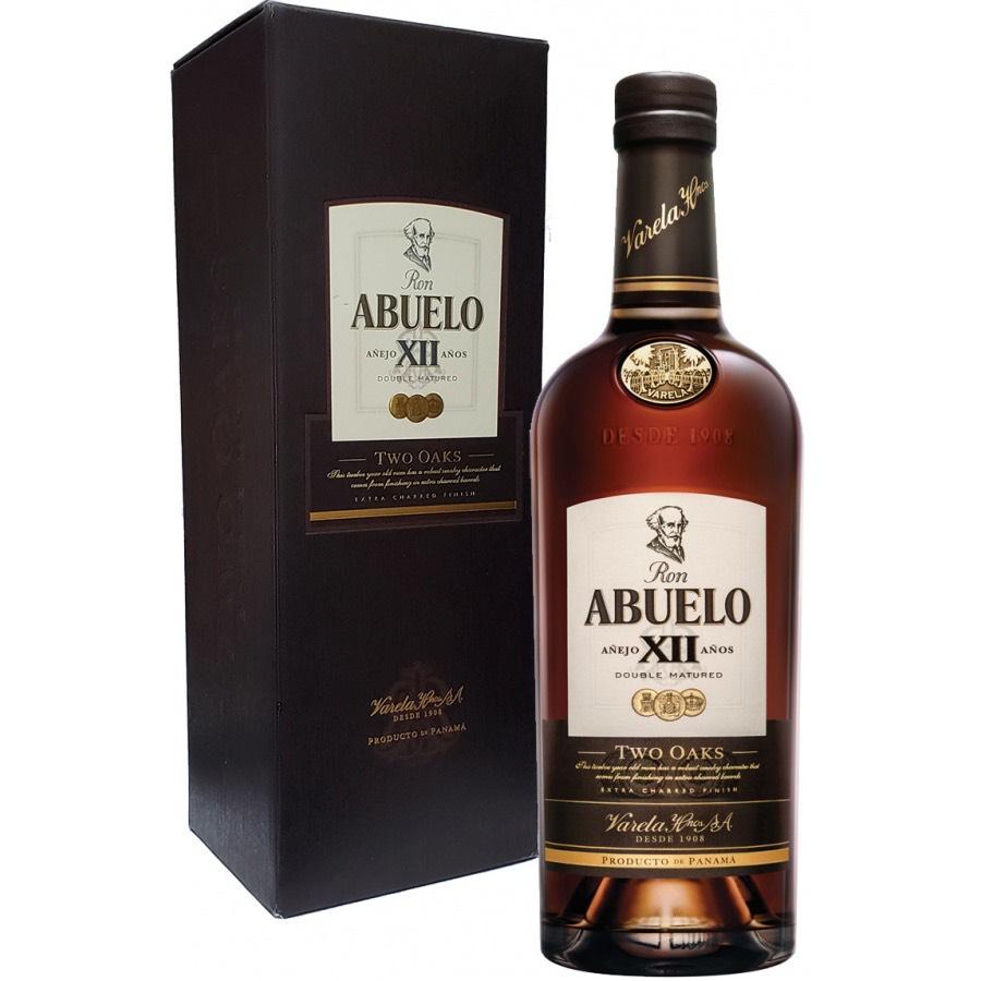 Bottle image of Abuelo XII Two Oaks
