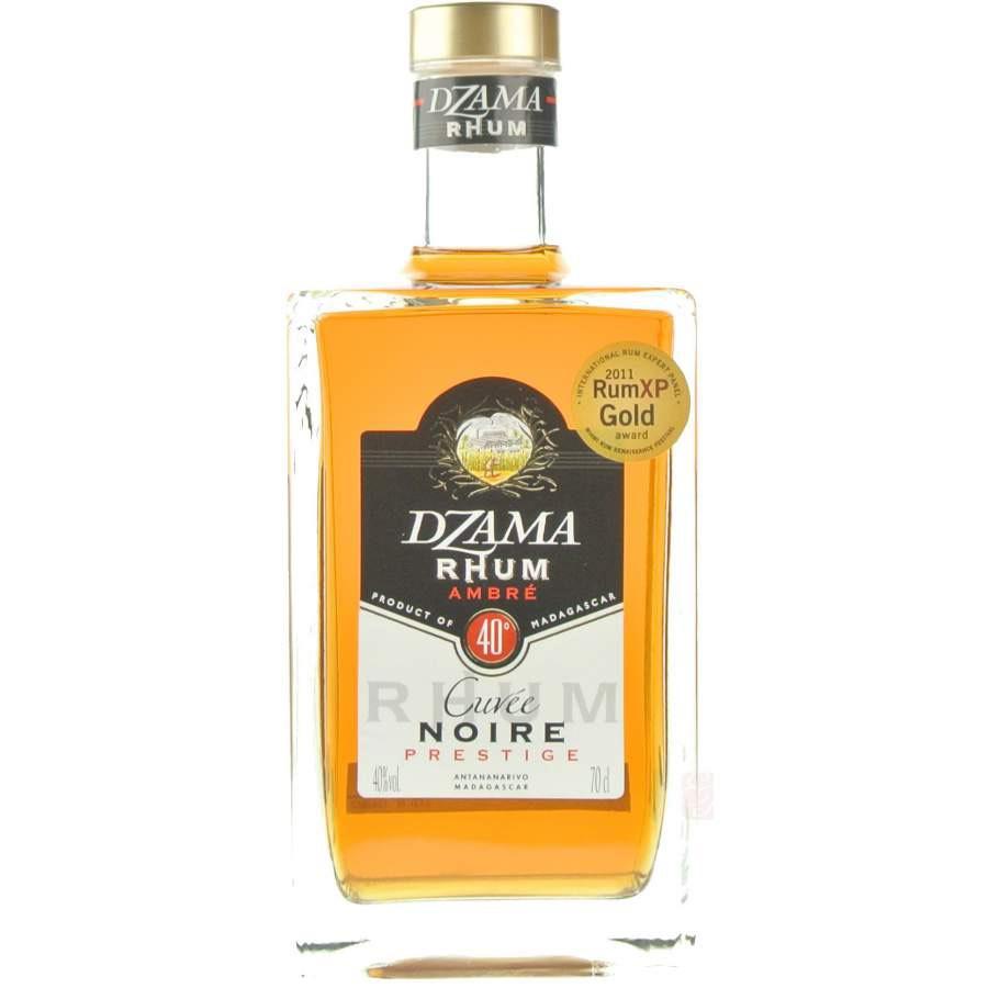 Bottle image of Rhum Cuvée Noire Prestige