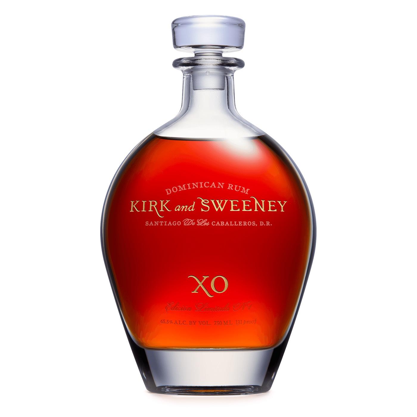 Bottle image of Kirk and Sweeney XO