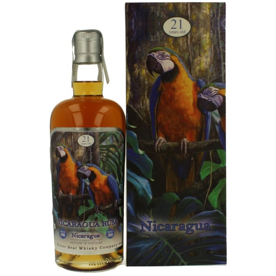 Bottle image of Nicaragua Rum