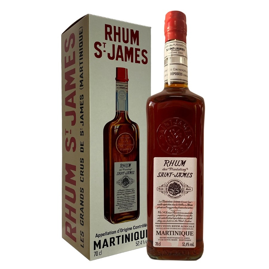 Bottle image of Rhum Saint James