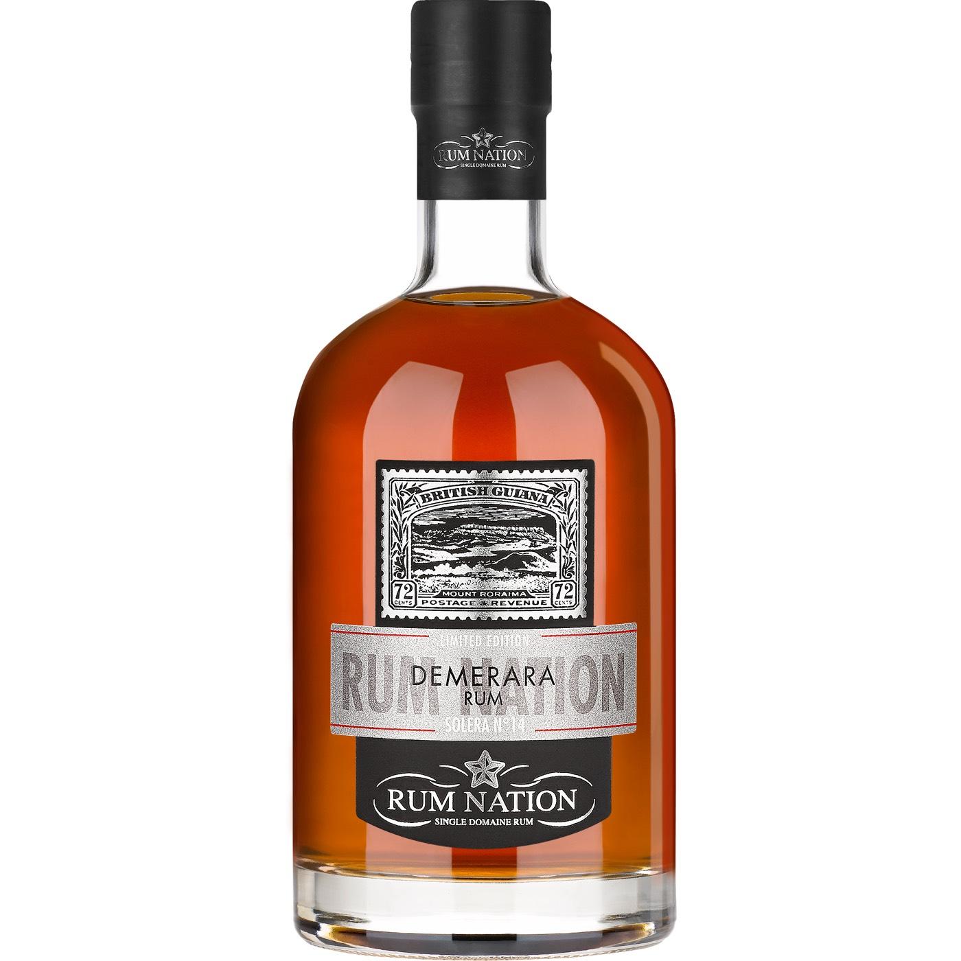 Bottle image of Demerara Rum Solera No.14 2019