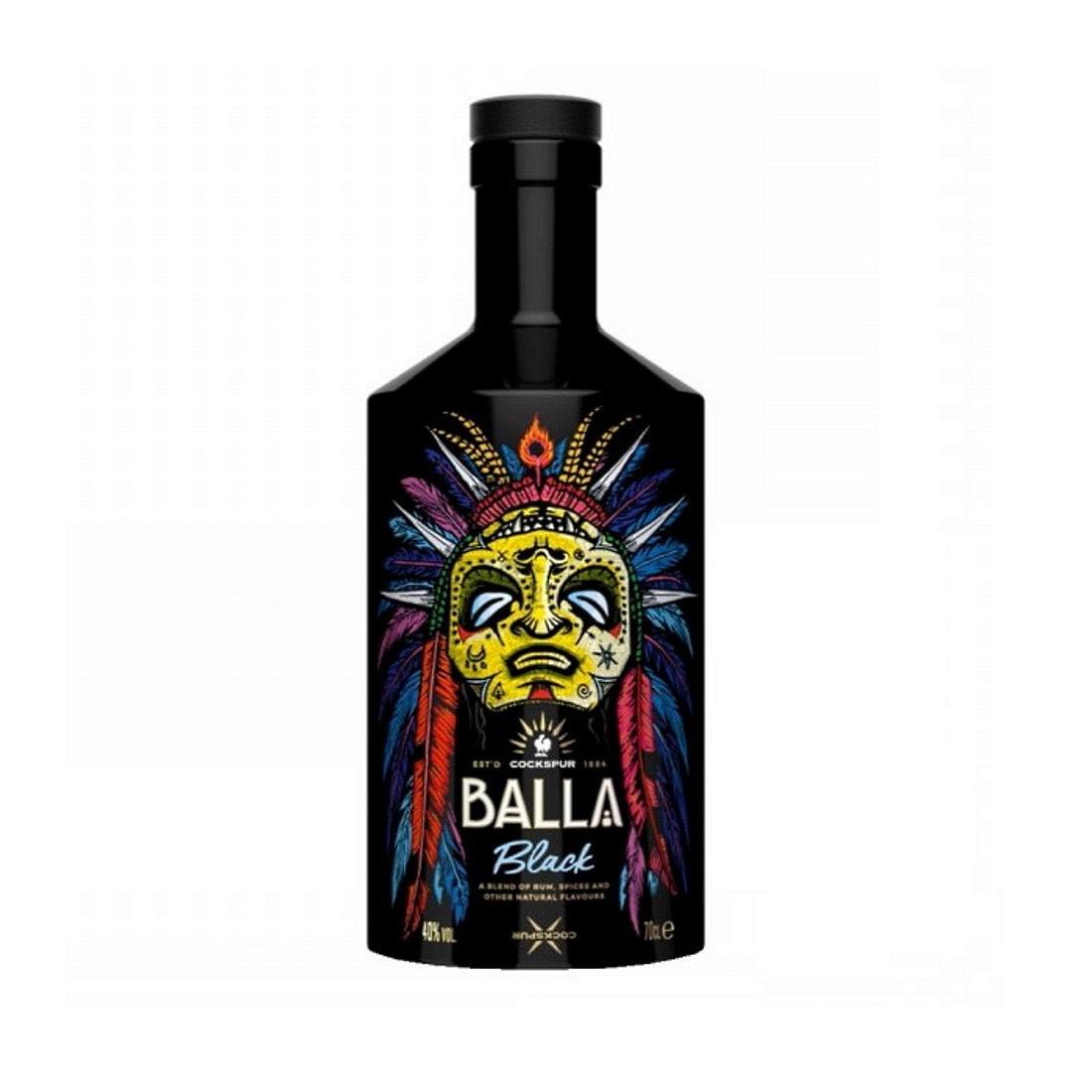 Bottle image of Cockspur Balla Black