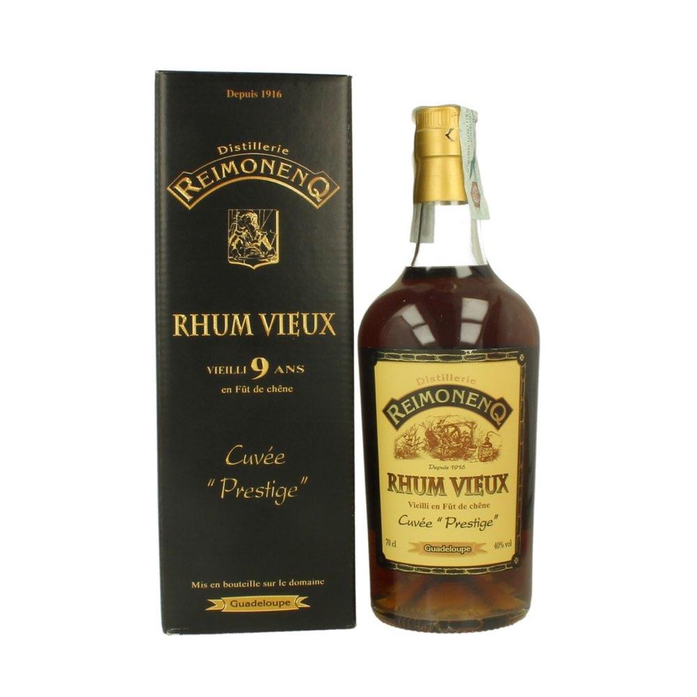 Bottle image of Rhum Vieux Cuvée Prestige (Vintage)