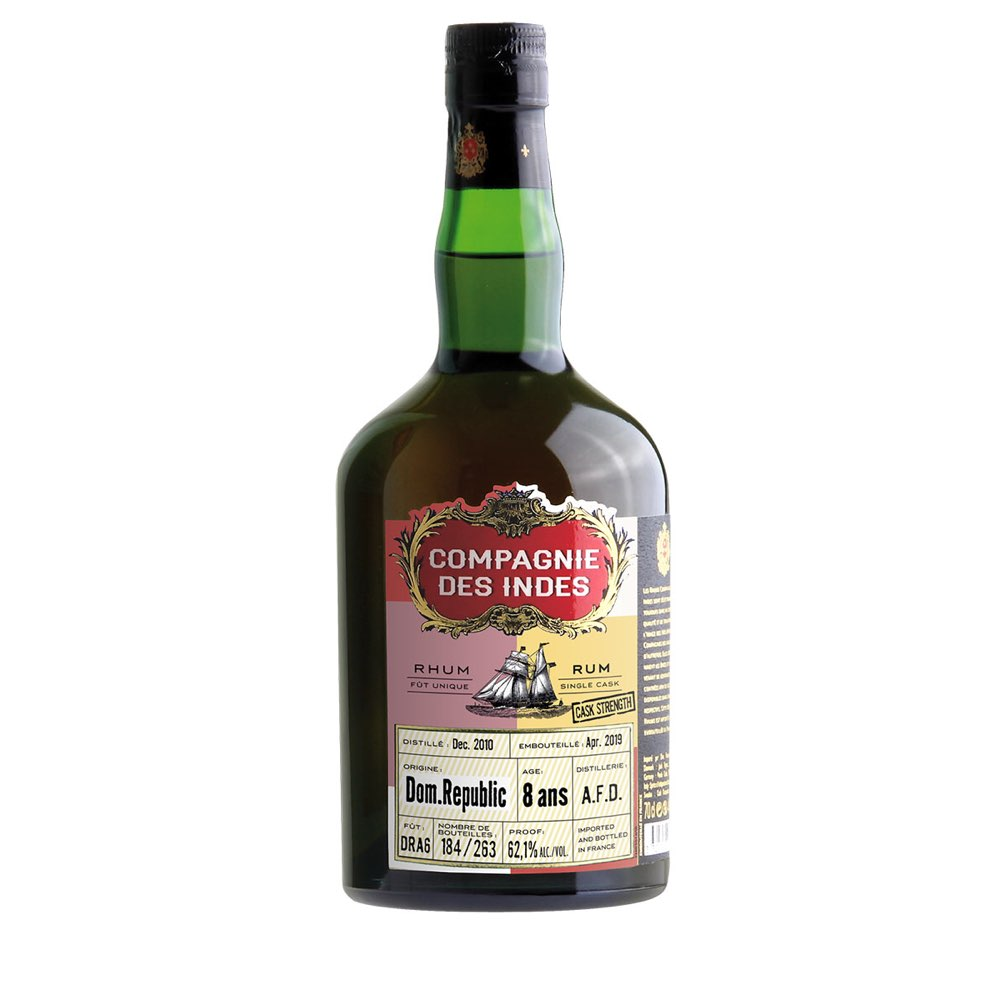 Bottle image of Dominican Republic