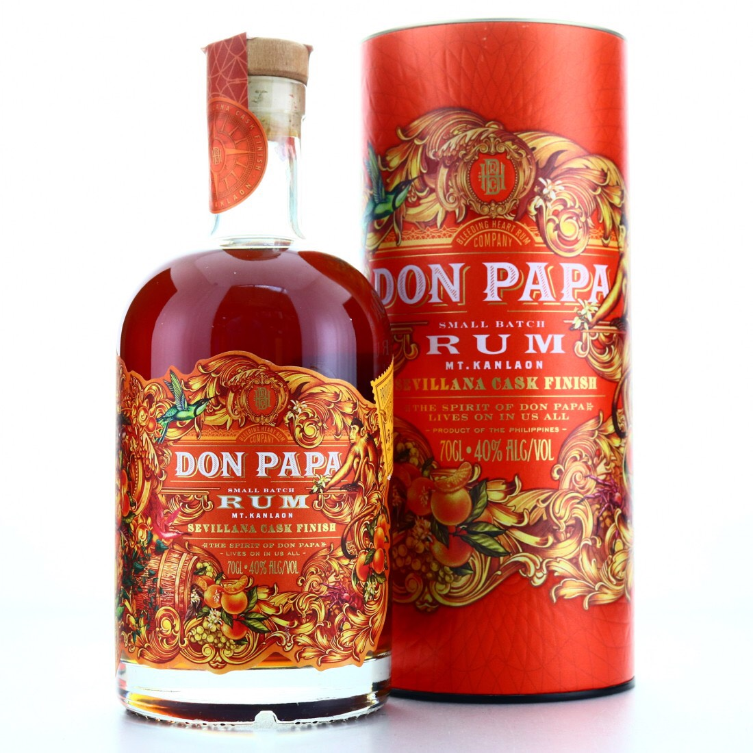 Bottle image of Don Papa Rum Sevillana Cask Finish