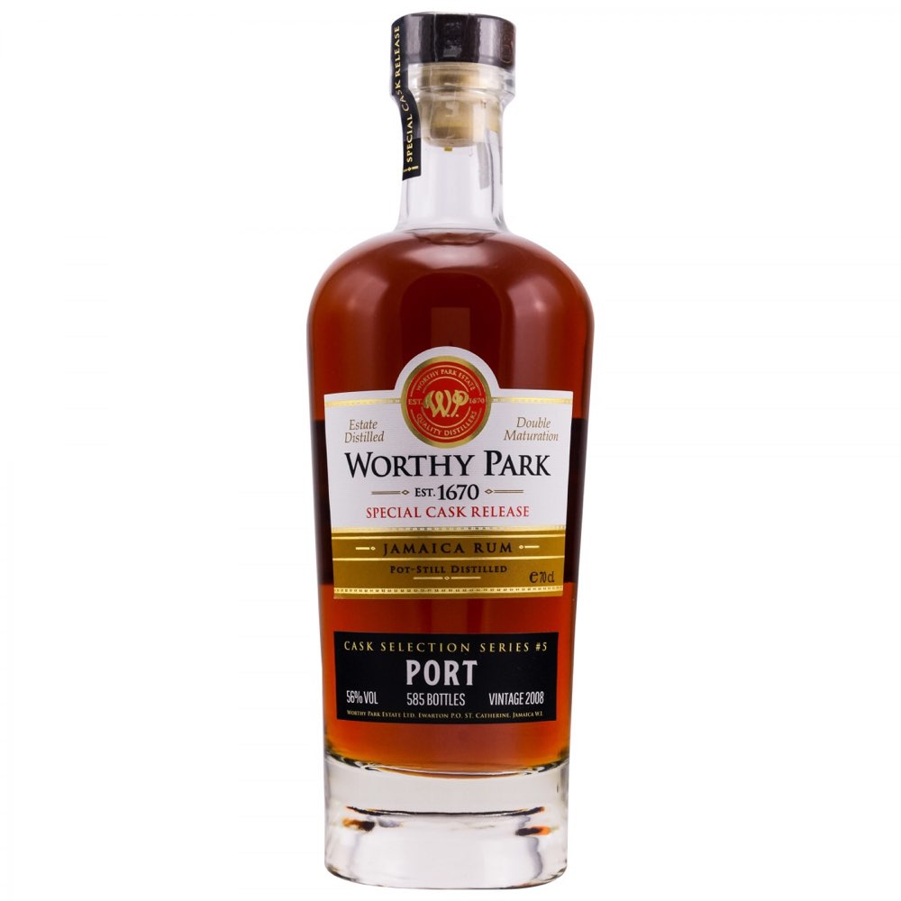 Bottle image of Special Cask Release #5 Port