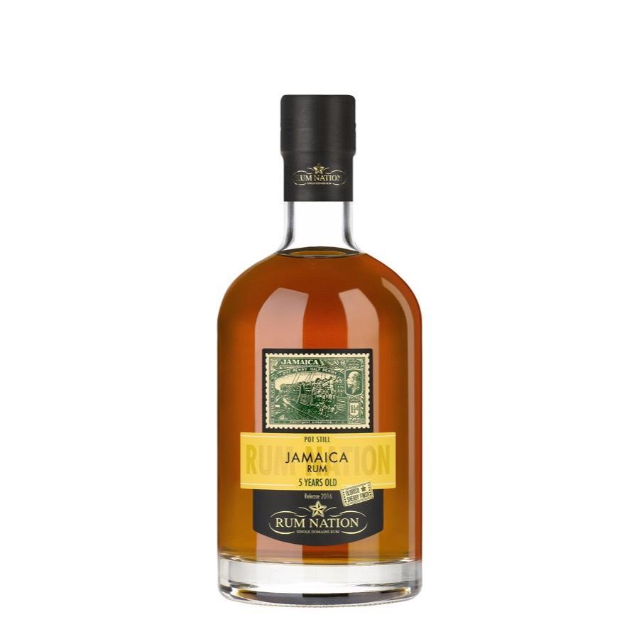 Bottle image of Jamaica 5 Years Old Oloroso Sherry Finish 2016