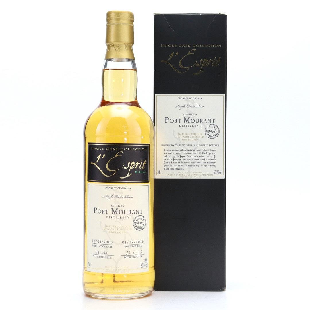 Bottle image of L'Esprit
