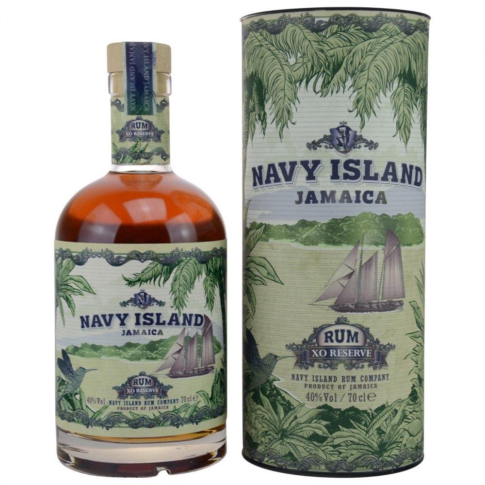 Bottle image of Jamaica XO