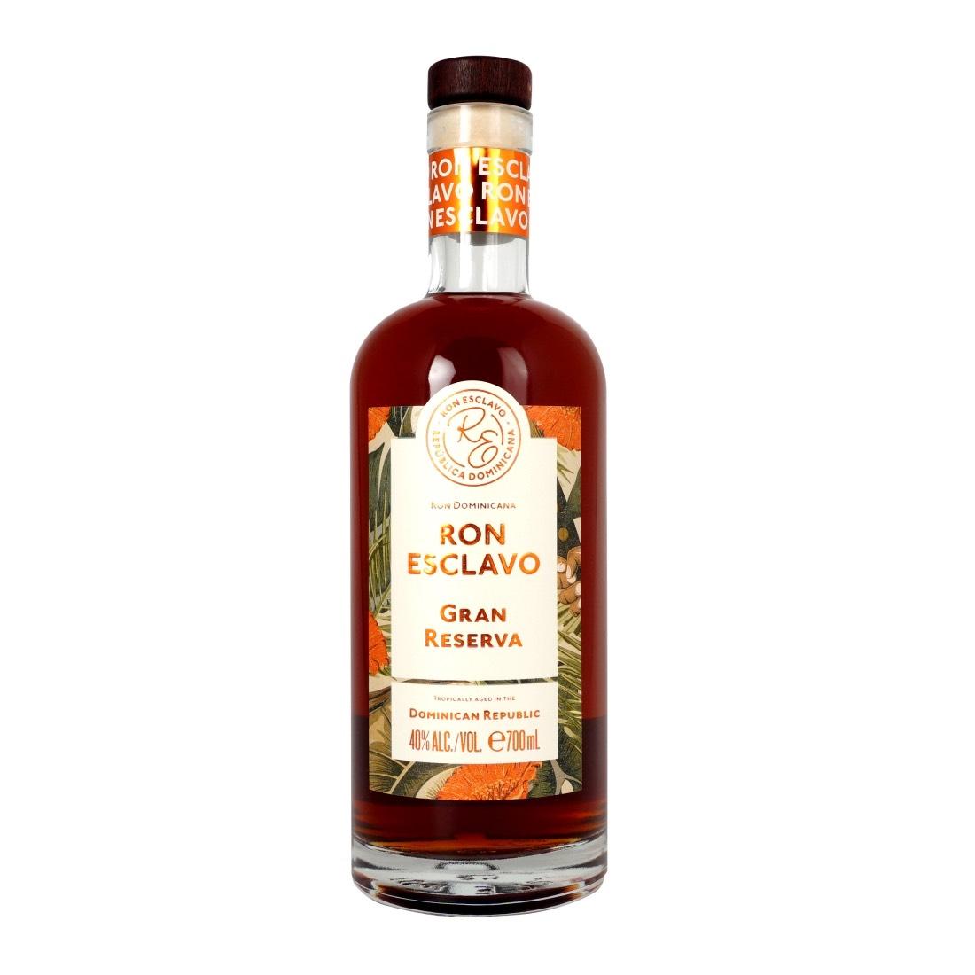 Bottle image of Ron Esclavo Gran Reserva