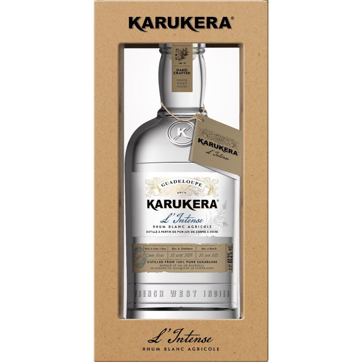 Bottle image of Karukera L'Intense