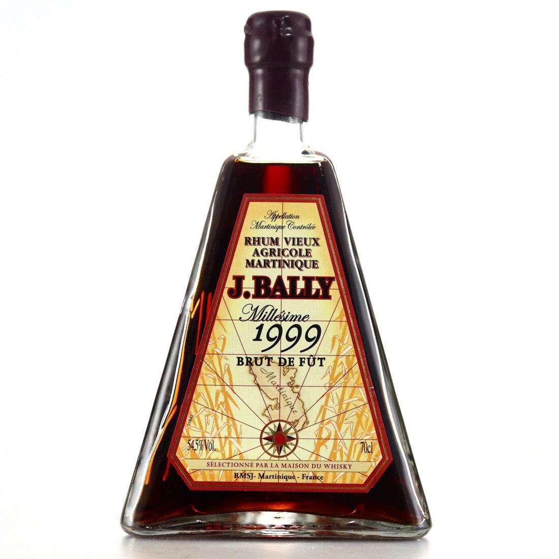 Bottle image of J. Bally Millésime 1999 LMDW
