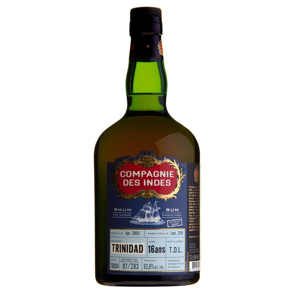 Bottle image of Trinidad (Bottled for Germany)